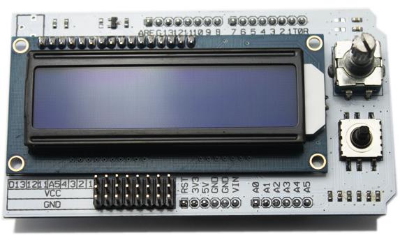 Arduino LCD Keypad Shield with rotary encoder and joystick – Rotary Encoder Joystick Wiring-diagram