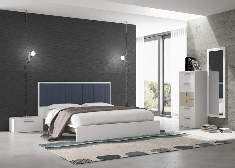 cabeceros de madera tapizados modelo silky decoracin beltrn mobiliario de diseo en melamina de