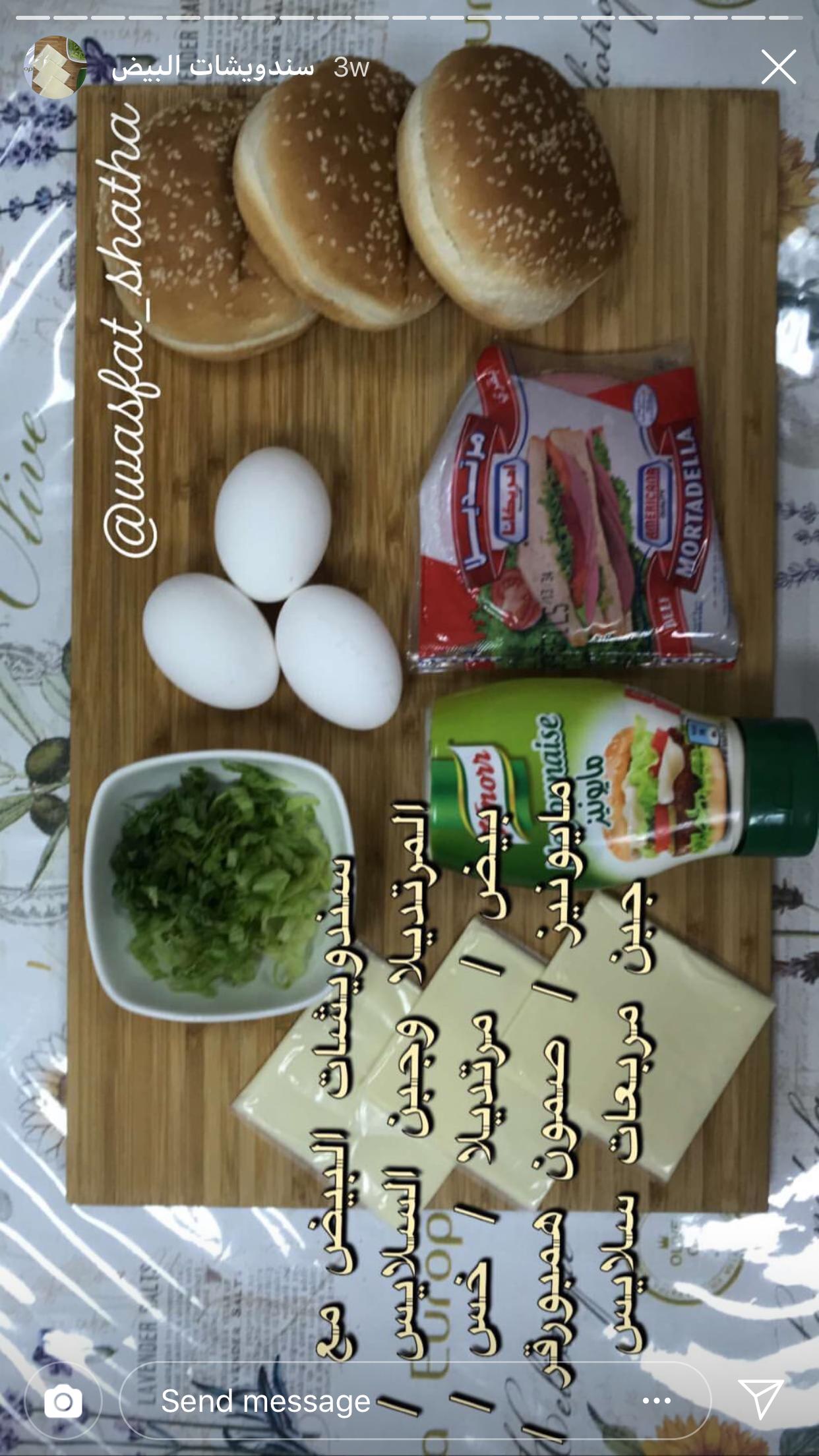 Pin By Livi Nana On سندويتشات Recepies Food Breakfast