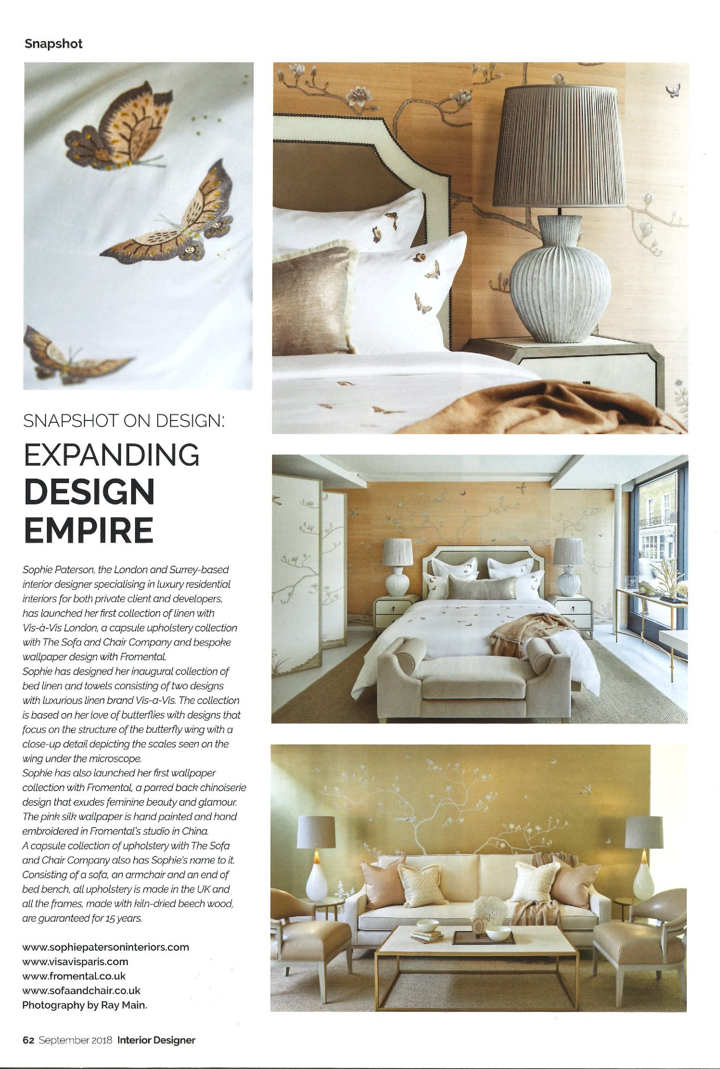 Sophie Paterson Feature Featuring Constance Lamp And Pearldrop