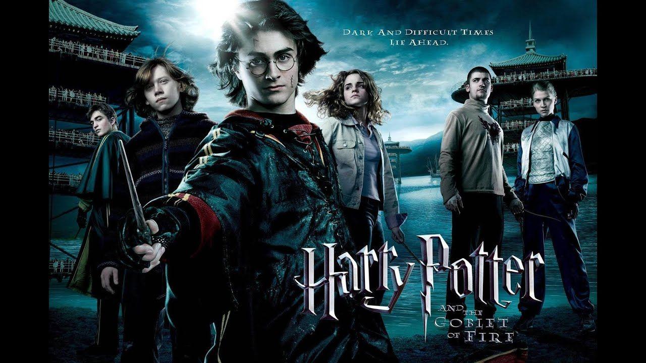 Harry Potter 4 Y El Caliz De Fuego Trailer Oficial Espanol Latino Caliz De Fuego Peliculas De Harry Potter Elenco De Harry Potter
