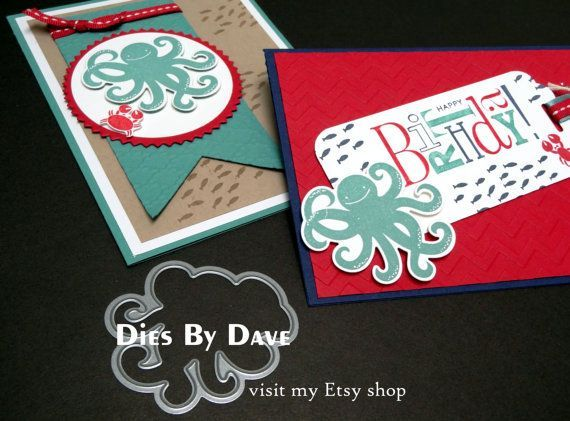 sea street die cuts stampin up - Google Search