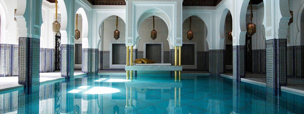 La Mamounia Hotel Marrakech Morocco