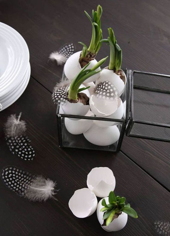 Fancy Easter Ideas for a Modern Deco in Nordic Style#deco #easter #fancy #ideas #modern #nordic #style #frühlingblumen