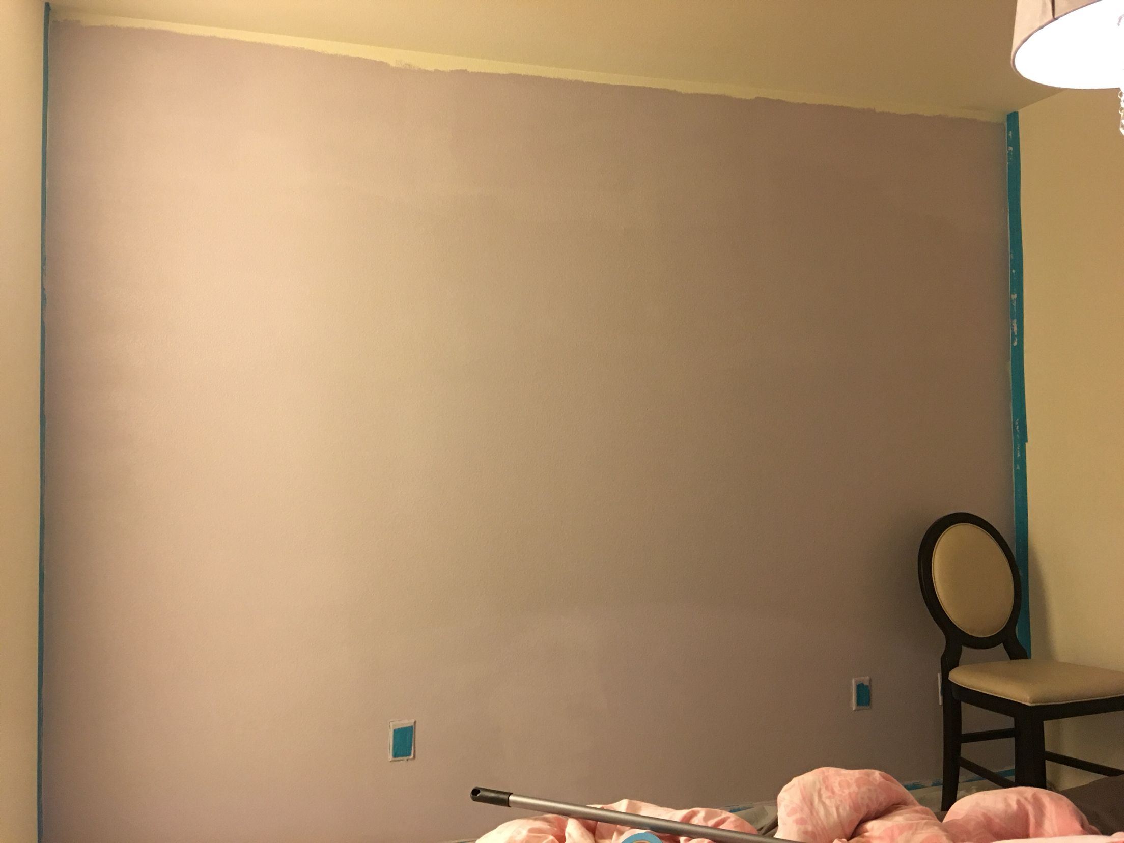 New wall color Twirling Girl by Sherwin Williams @ Lowes | Master ...