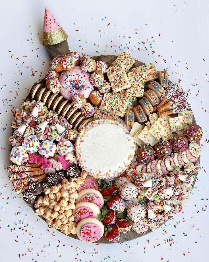 Photo of Geburtstag Dessert Board | Die BakerMama #BakerMama #Board #Dessert #die #easy M… – easter recipes appetizers