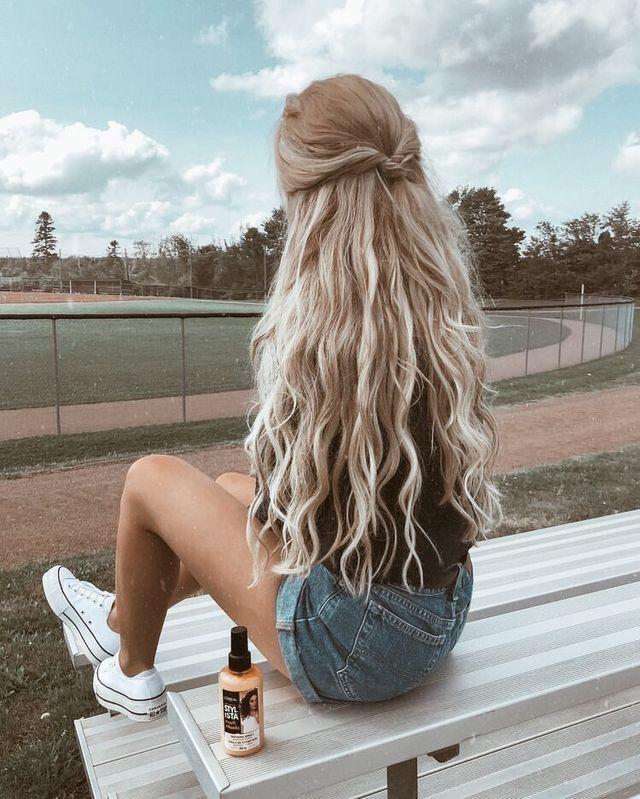 Pinterest Cortese Bella Vsco Bellacortese Instagram Bellacortese Dm For Creds Long Hair Styles Easy Hairstyles For Long Hair Spring Hairstyles