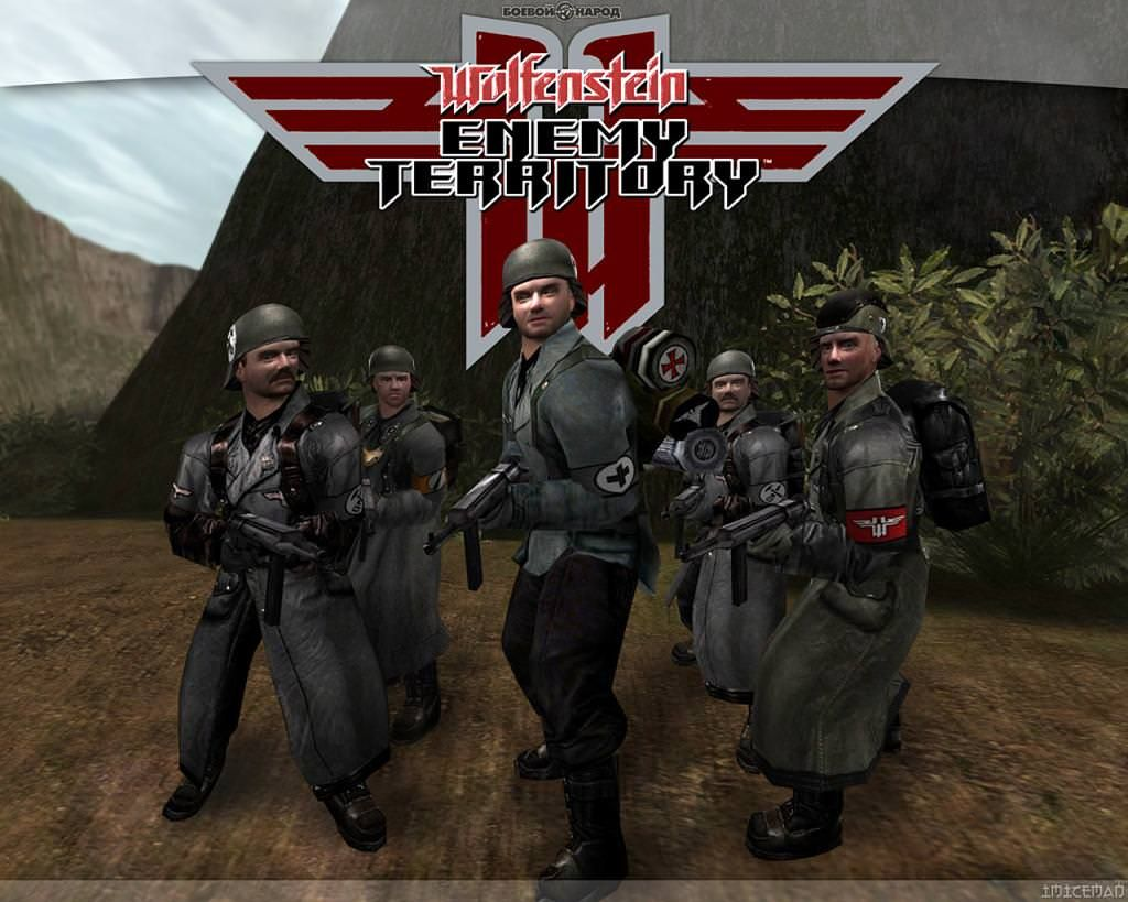 Return to Castle Wolfenstein: Enemy Territory - 2003