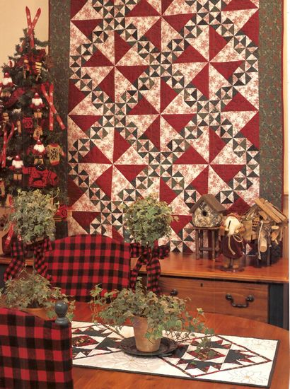 Martingale - Make Room for Christmas Quilts