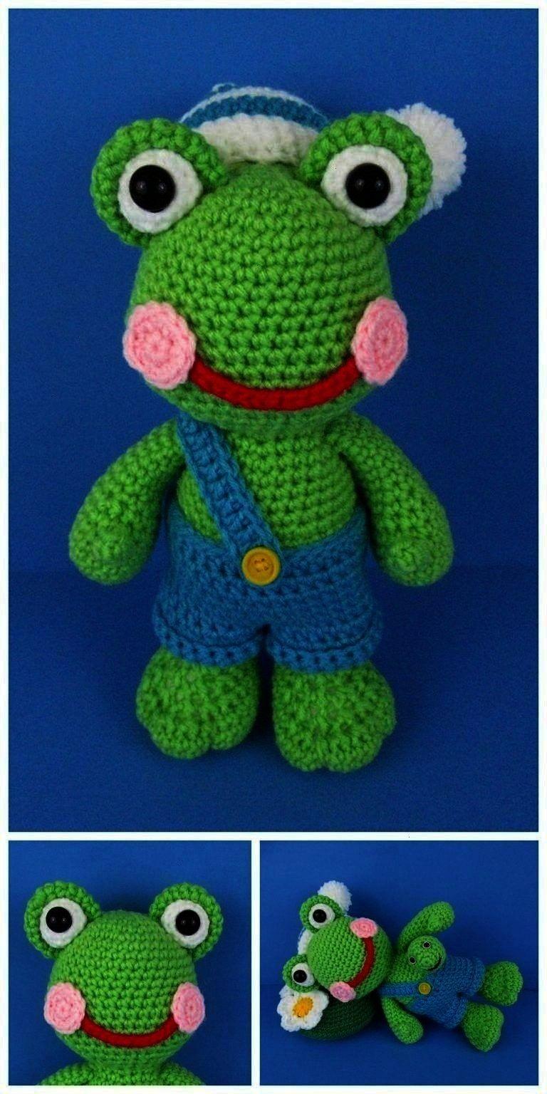 Pattern  Free Amigurumi Crochet  Amigurumi Little Frog Free Pattern  Free Amigurumi Crochet Amigurumi Little Frog Free Pattern  Free Amigurumi Crochet  Amigurumi Little F...