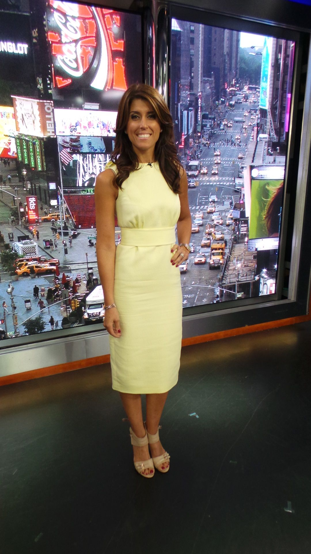 Lauren Scala wearing Resort 14 #NBC #Nyc   Fashion, Dresses, Women