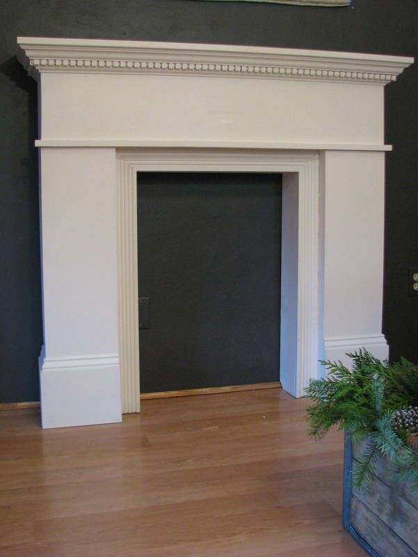 Tutorial Nice Detailed Instructions On Making This Faux Fireplace