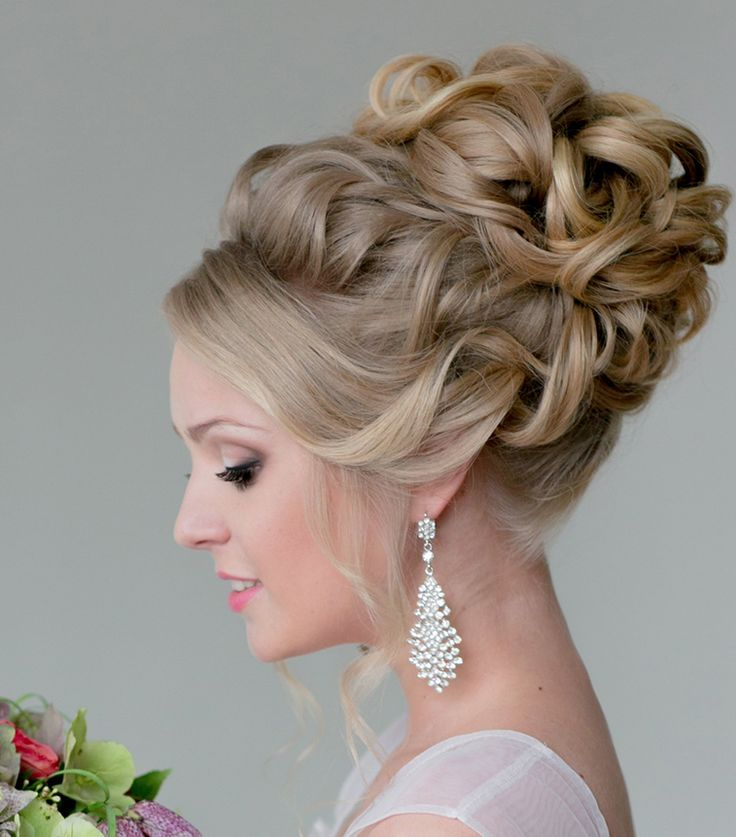 incredibly elegant wedding hairstyles