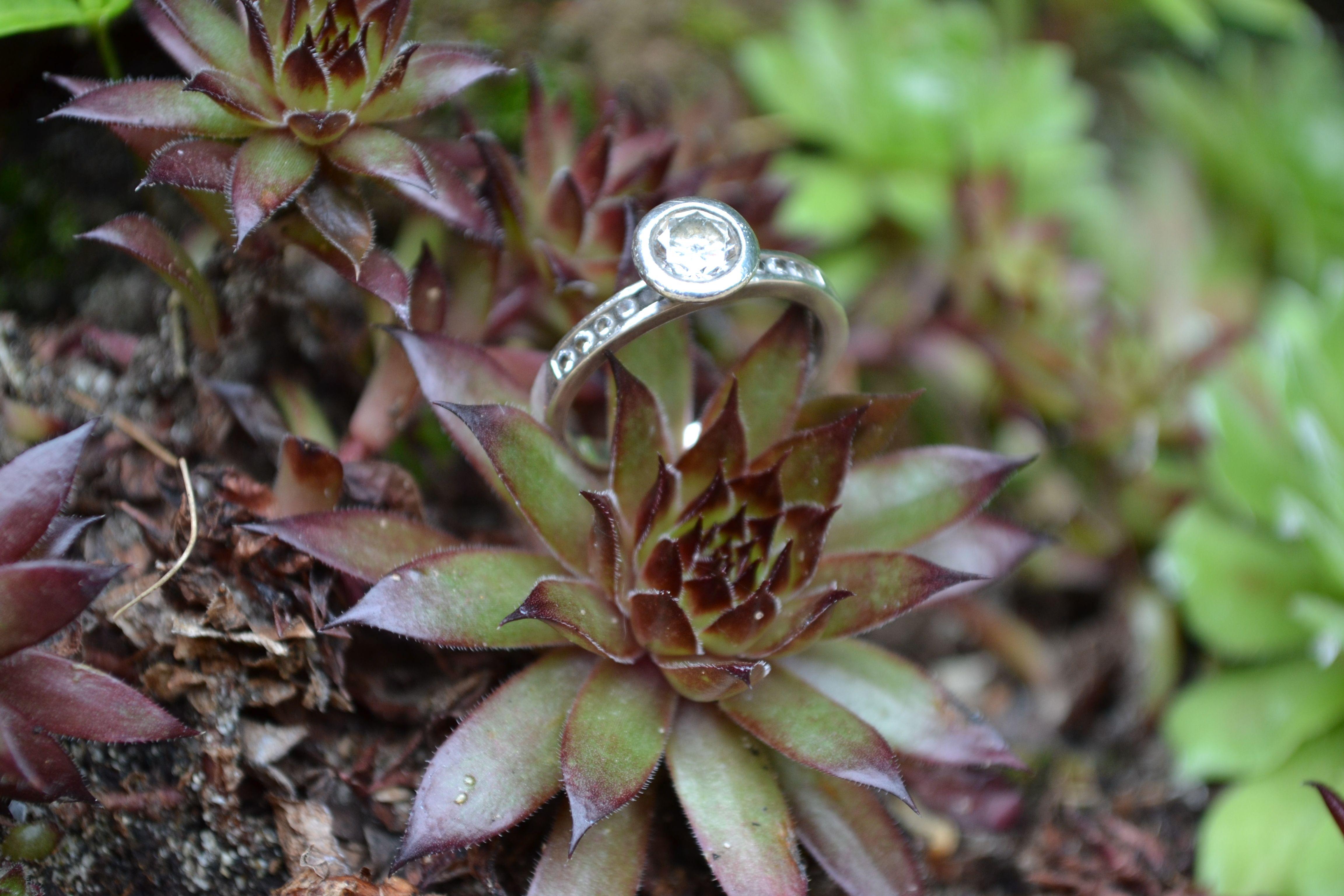 Jewelery photography