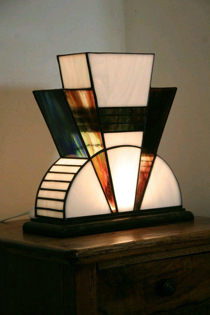 Art Decor Lamp Art Deco Lighting Art Deco Interior Art Deco Lamps