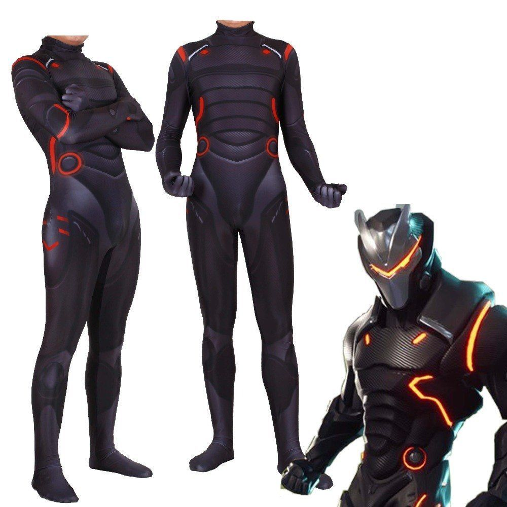 Fortnite OMEGA HALLOWEEN BEST PRICE COSTUME ADULT AND CHILD