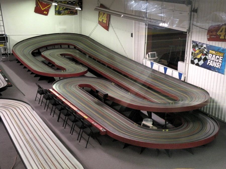For Sale Two 1 24 Tracks In Ct Slot Car Tracks For Sale Slotblog Slot Cars Slot Car Tracks Slot Car Racing