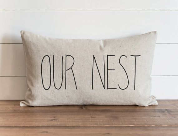 16X26 Pillow Insert Stunning Our Nest Caps 16 X 26 Pillow Cover  Nest Pillows And Shop Ideas 2018