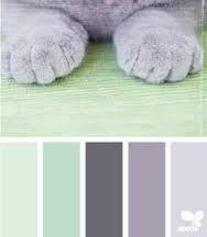 mint and grey colour palette http://decdesignecasa.blogspot.it