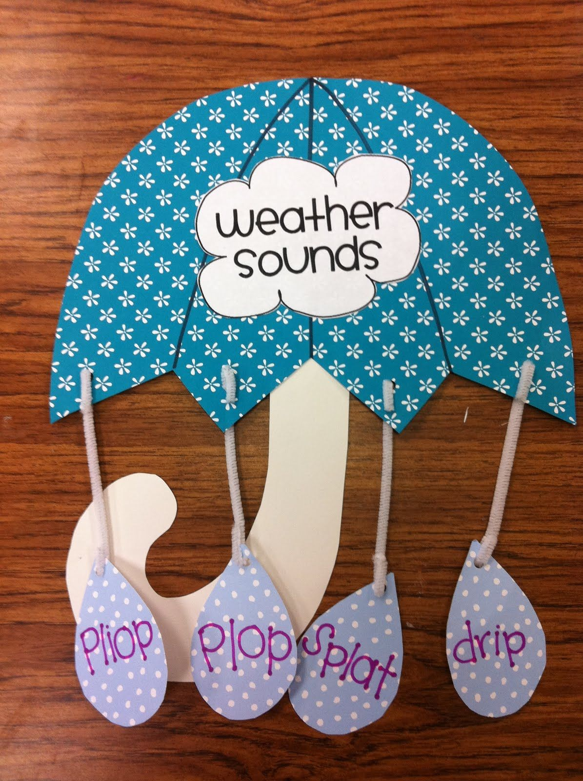 So Cute Great For My Weather Unit Very Creative Mrs