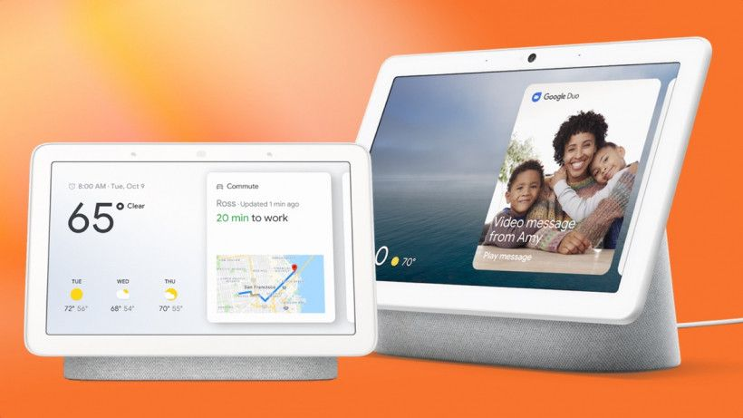 Google Nest Hub Vs Google Nest Hub Max Which Is Best For Your Smart Home In Case You Missed The Recent Announce Google Nest Nest Security Camera Smart Home