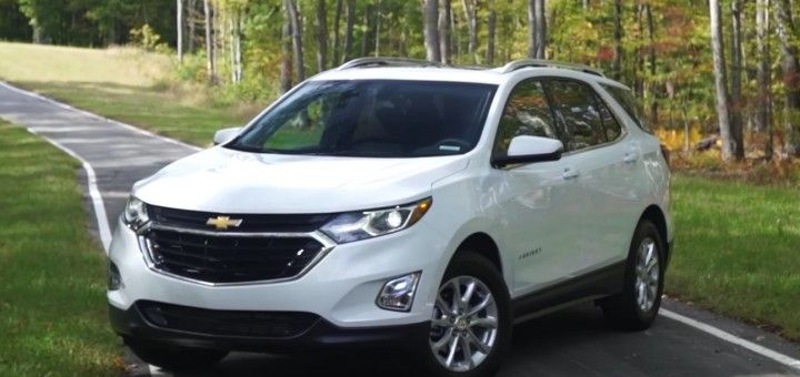 2018 Chevrolet Equinox In White 2018 Chevy Equinox Chevy