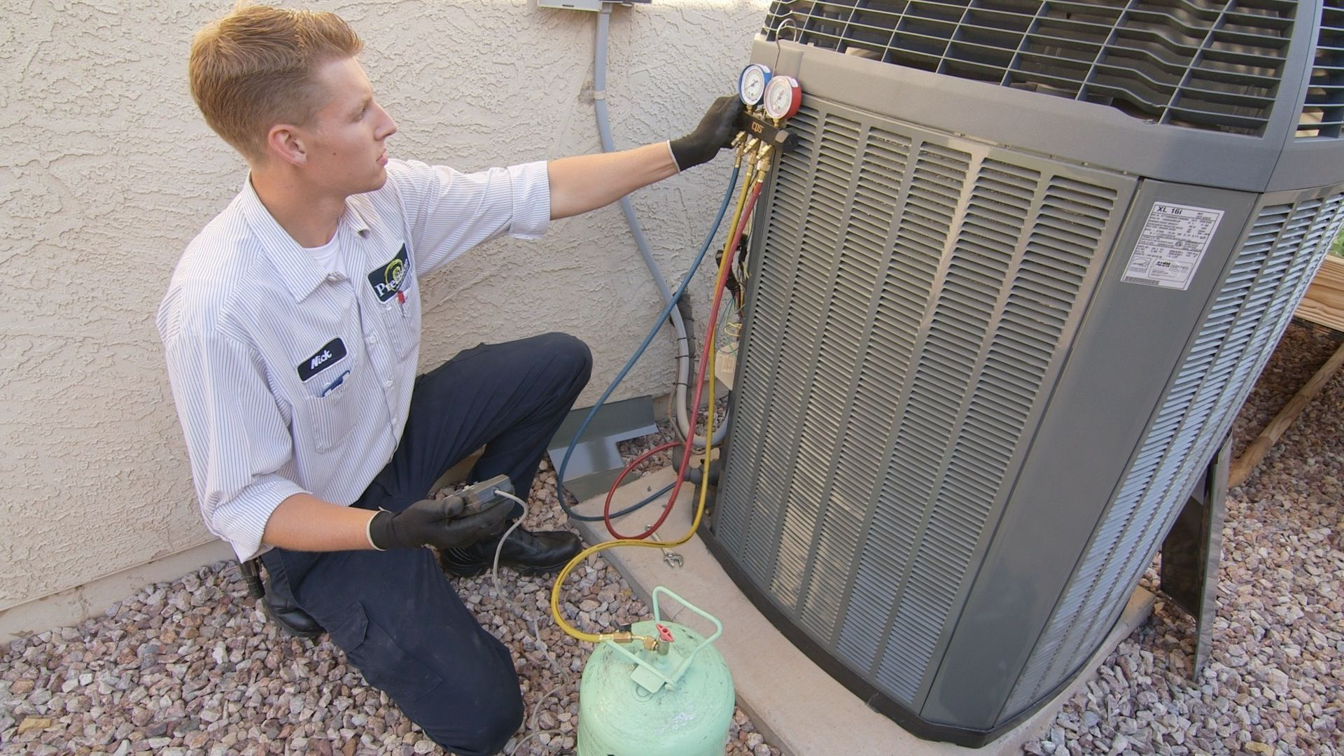 Air conditioning services prices are available at less