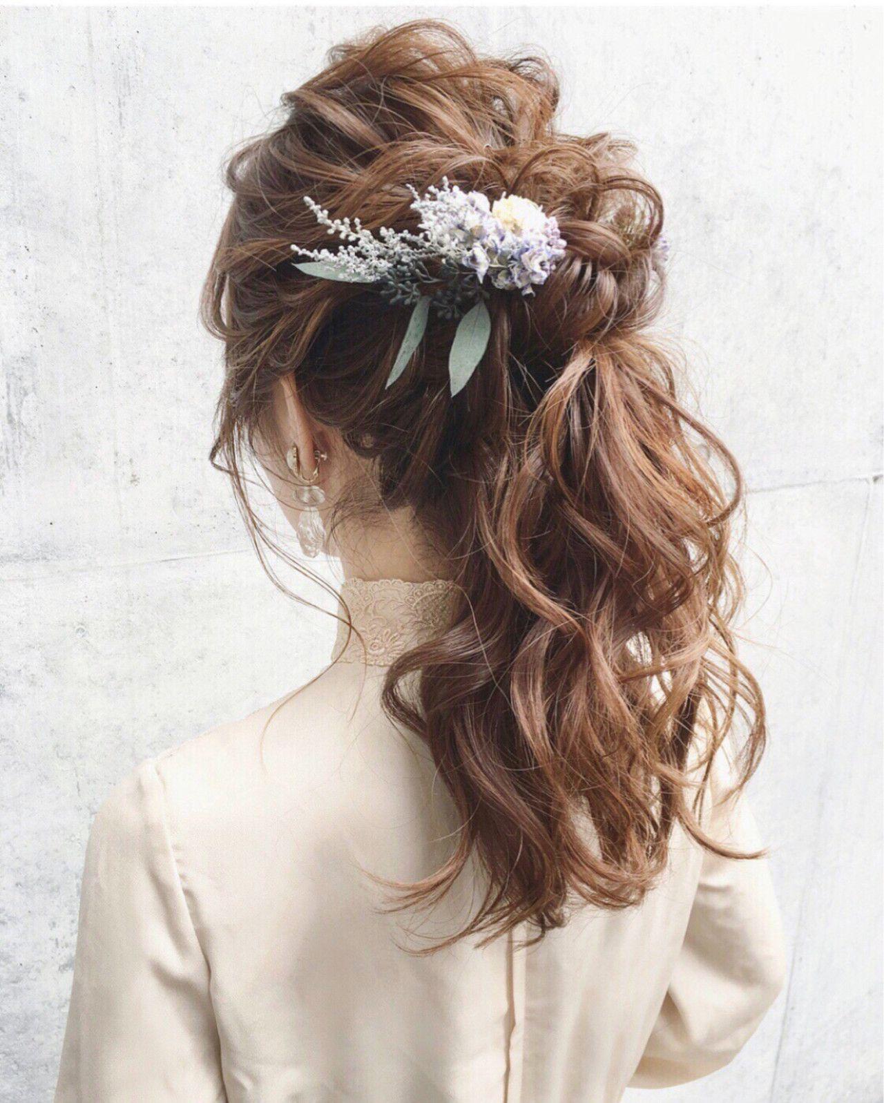 スーパーロングヘア15選♡前髪やアレンジで変化を楽しんでみて