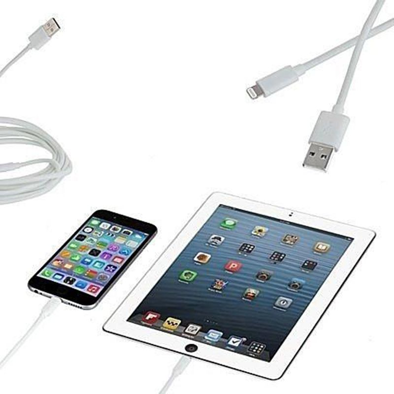 3 Pack Mfi Apple Certified 10 Foot Lightning Cables Ipad Accessories Iphone Lightning