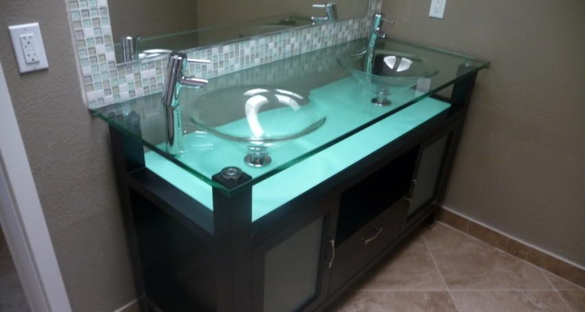 Attirant Ugly House Photos » Blog Archive » Vessel Bowl Sinks   Make It Stop · Bowl  SinkGlass BowlsBathroom ...