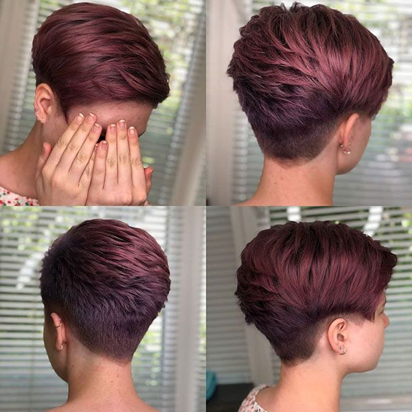 24+ Pixie cuts for thick hair ideas