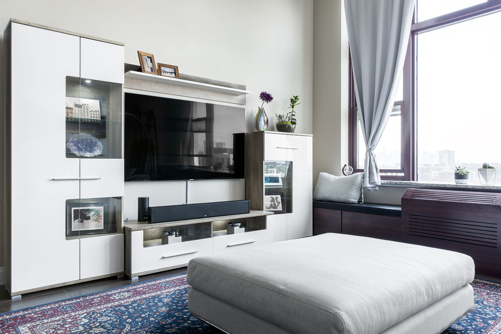 Loft Interior Design Entertainment Center Ideas Tv Display Décor Aid