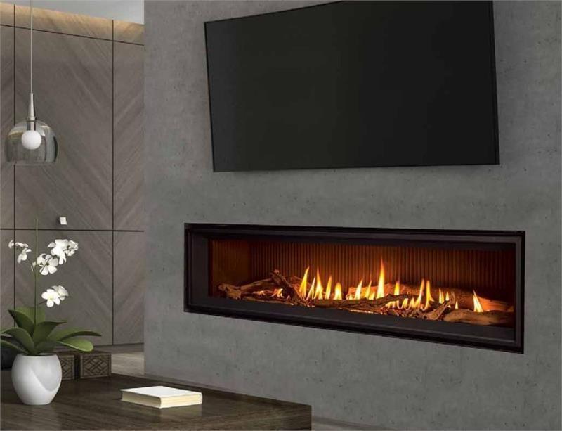 Enviro C60 Linear Gas Fireplace Gas Fireplace Modern Fireplace