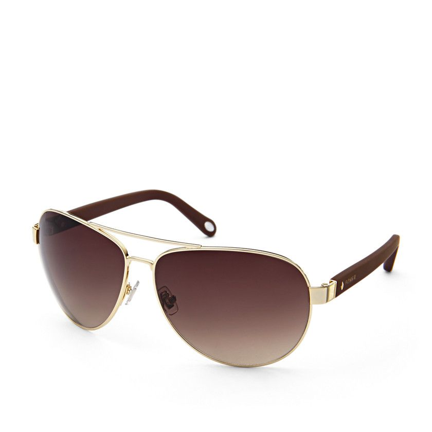 Edgefield Aviator Sunglasses - $55.00