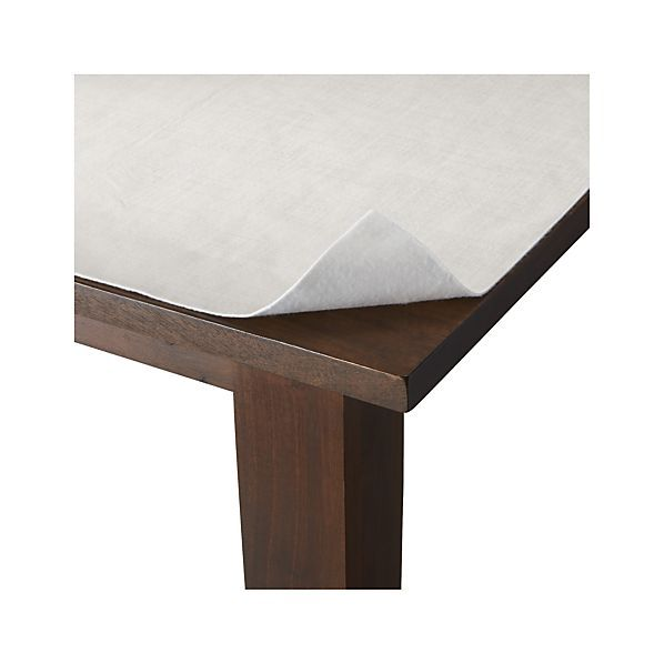Deluxe Table Pad With Images Table Pads Table Table Decorations