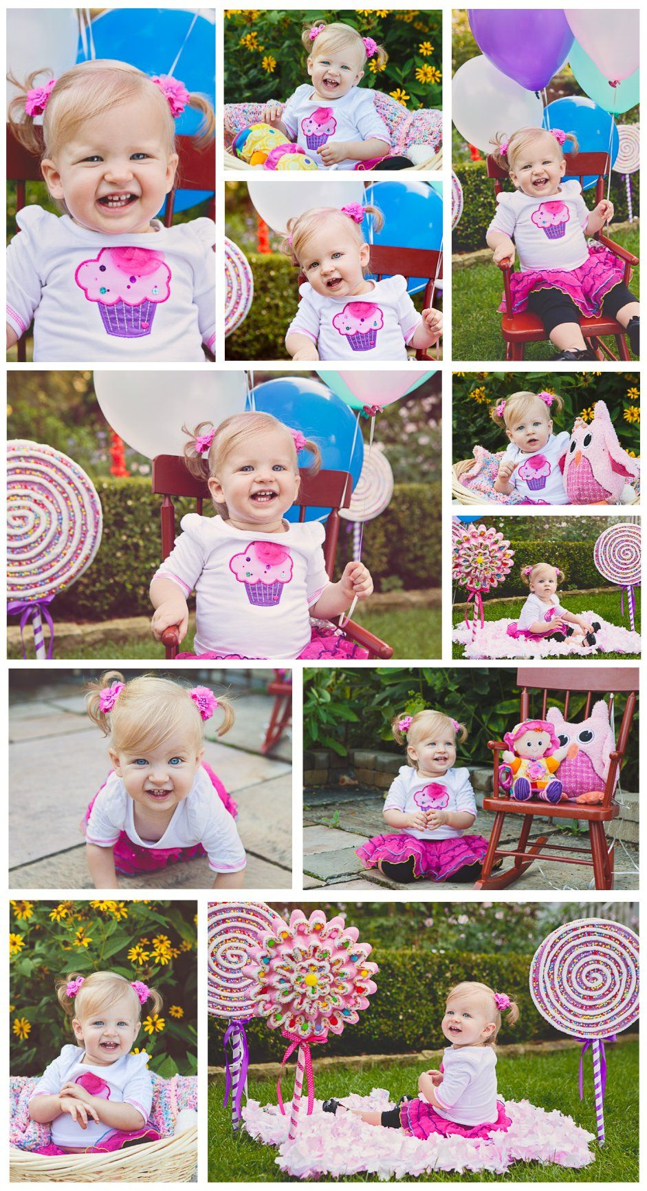 Baby Candyland themed photos - Memories Captured by Brenda