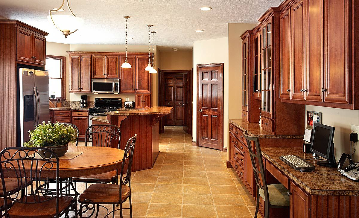 kitchen living rooms - Kitchen And Dining Room Open Floor Plan