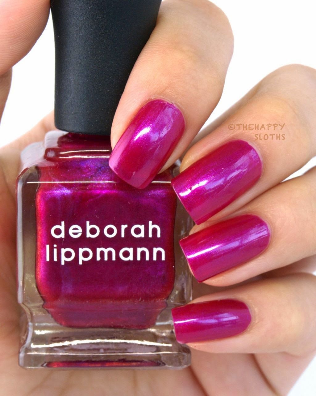 Deborah Lippmann Holiday 2014 Collection: Review and Swatches ...