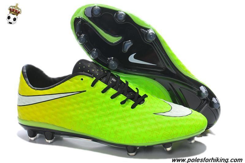 size 40 a66aa ae5d1 Cheap Phantom FG (Neymar - Volt White Black) Nike Hypervenom