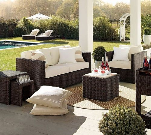 The Incomparability Of Aluminum In Outdoor Patio Furniture Small