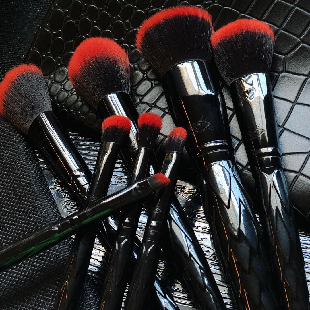 Dragon Brushes Eye brushes, Brush, Rouge