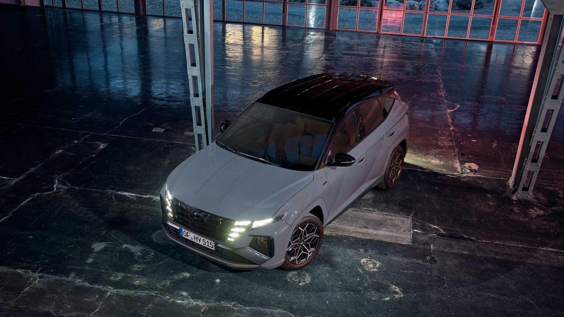 15++ Hyundai tucson 2021 wallpaper 4k