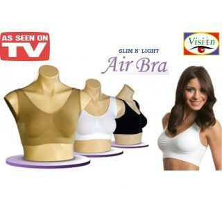 Aire bra - is designed as the perfect and comfort leisure for women and girls come in all sizes and shapes.It is out of slipping strap painful hooks and bulging edges.now feel the perfect shape and full coverage with Original Aire bra.
