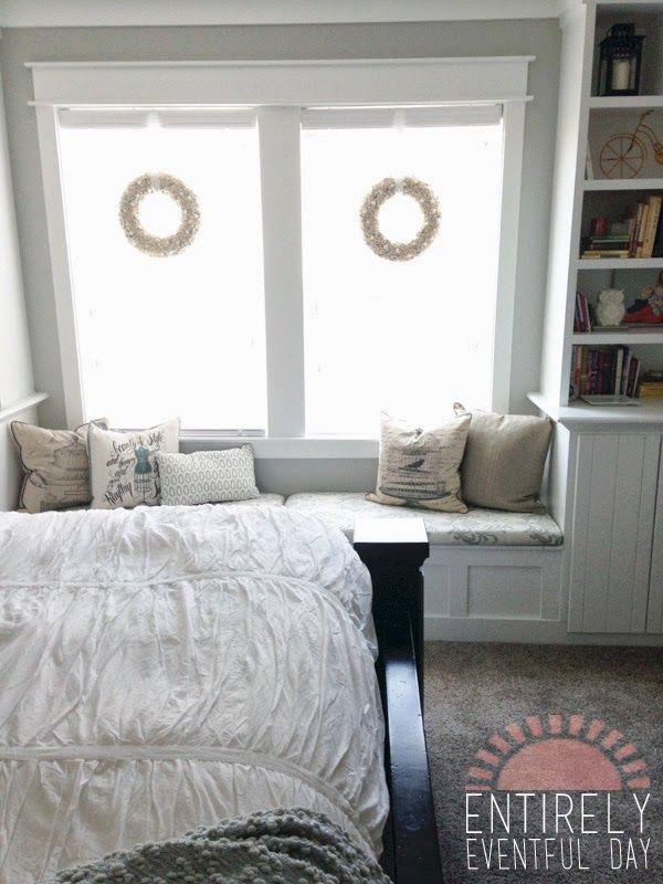 Custom Bench Cushion Simple