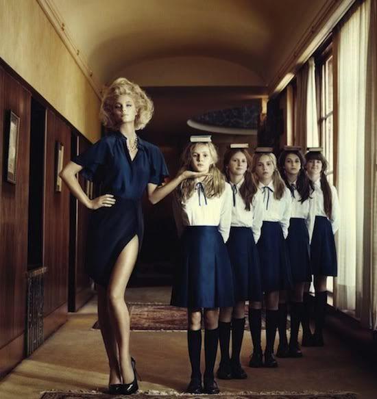 Q13289768912421777 9 Jpg 550 583 Pixels Finishing School Marie Claire Australia School Fashion