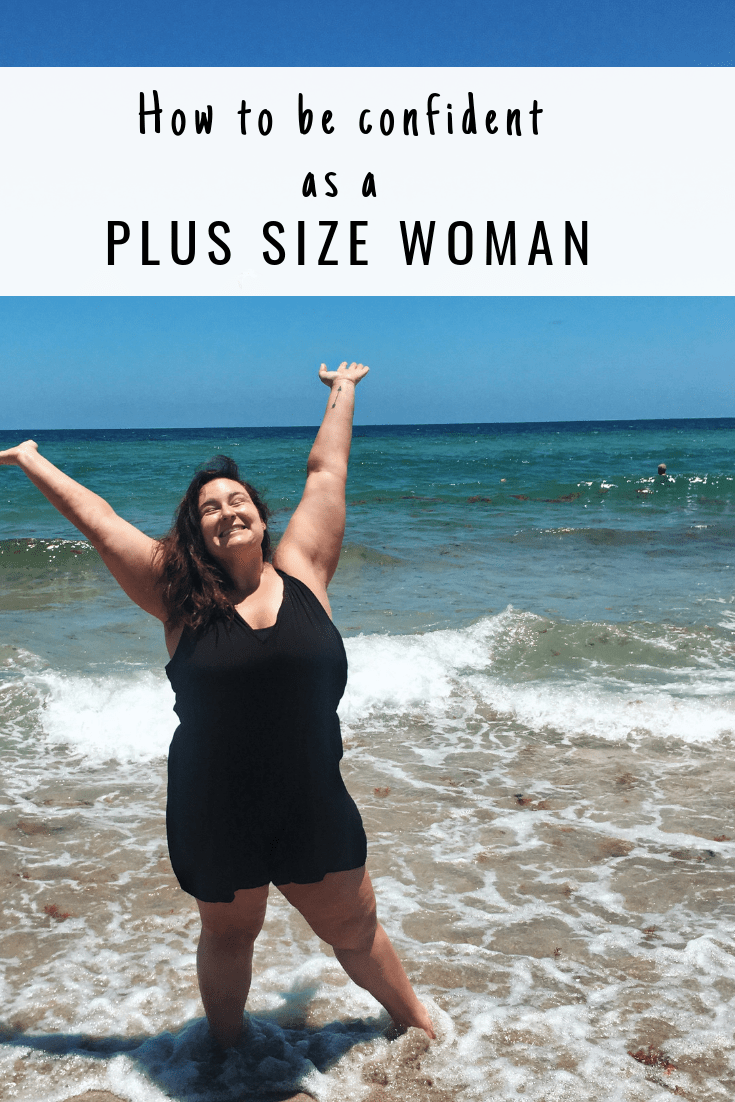 Photo of How to be A Confident Plus Size Woman   Living Wonderfilled