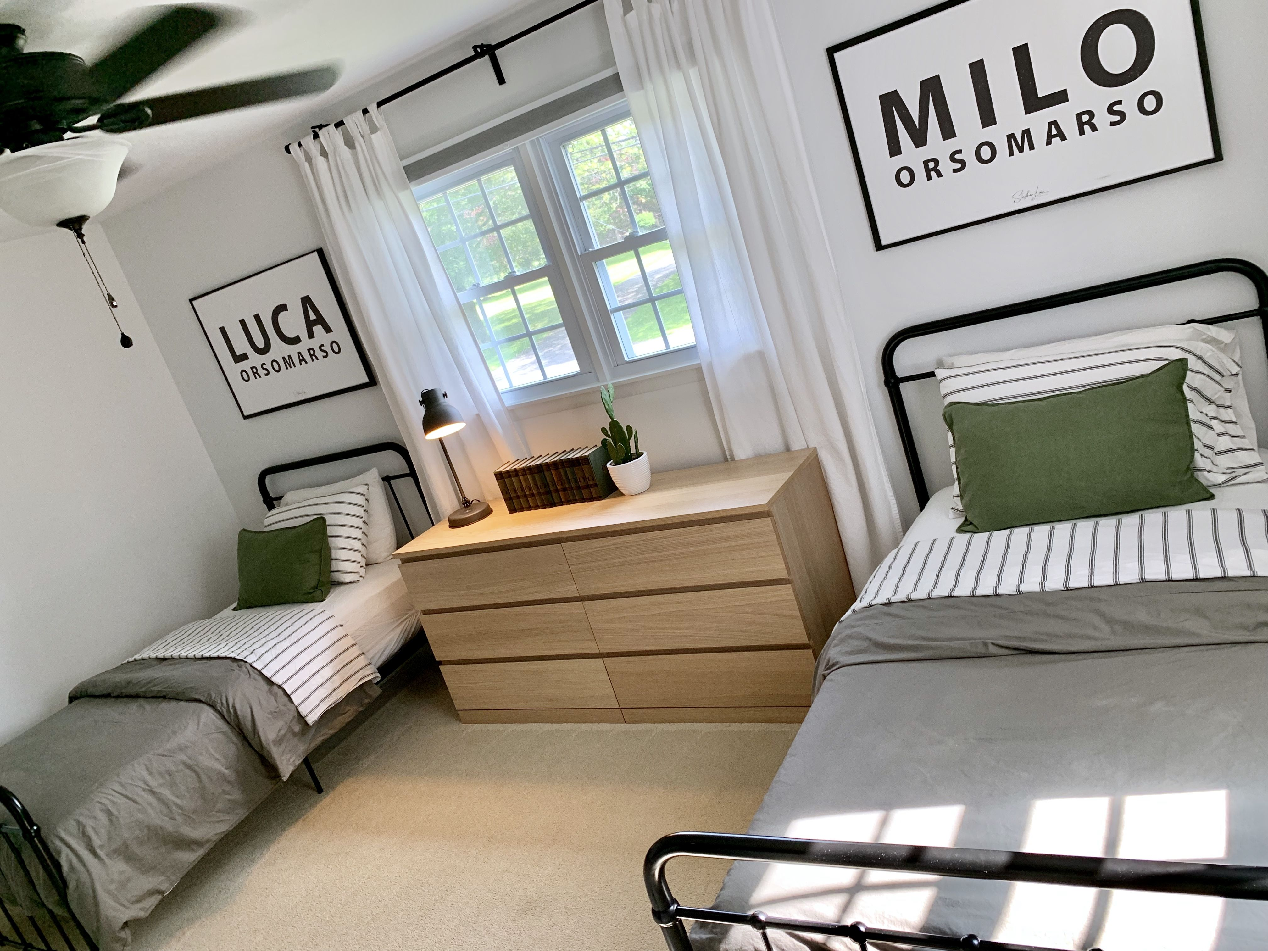 Bedroom For Boys Twin Wrought Iron Beds Ikea Malm White Oak Dresser Wrought Iron Beds Ikea Malm Bed Ikea Malm