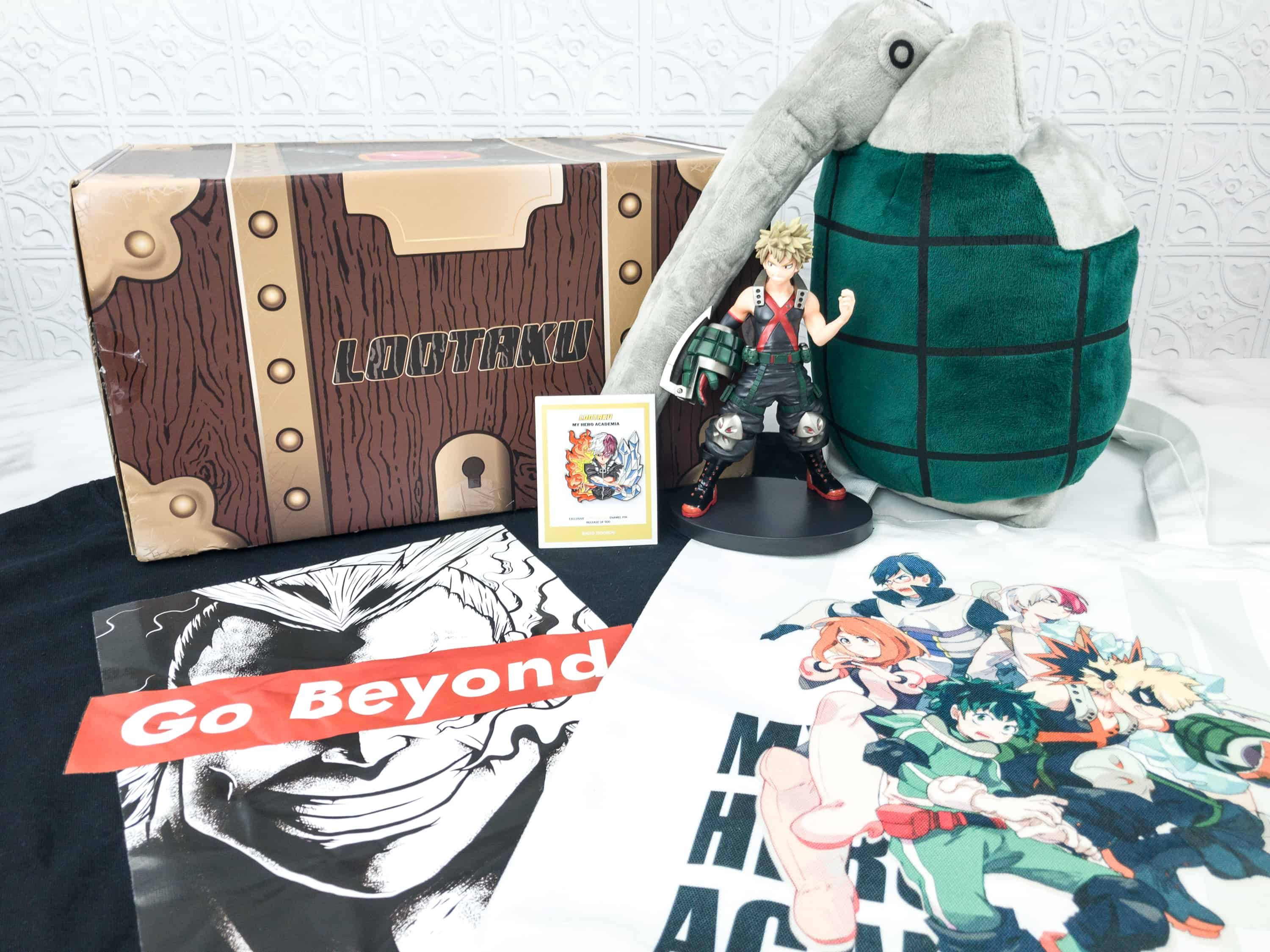 28+ Anime mystery box subscription inspirations