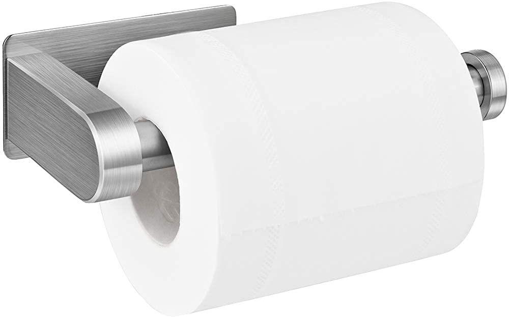 Toilettenpapierhalter Ohne Bohren Aikzik Selbstklebend