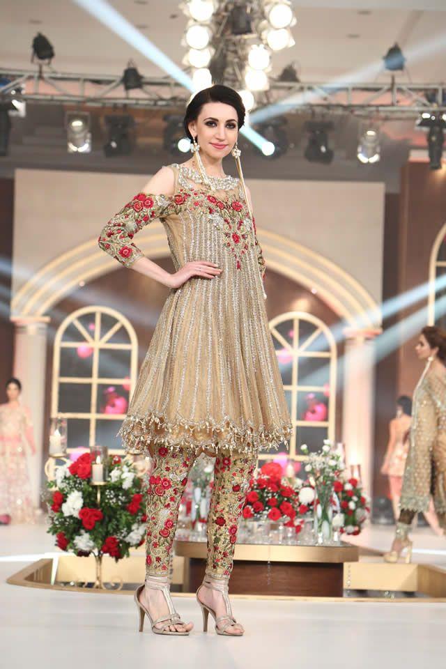 2015 Sara Rohale Asghar Dresses Pics